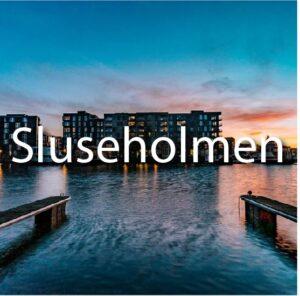 Klinikken på Sluseholmen 1, 2450 København SV